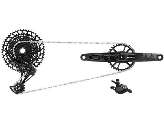 SRAM NX Eagle DUB BOOST 175 Component Group 12-speed 32Z X-Sync XG-1230 black